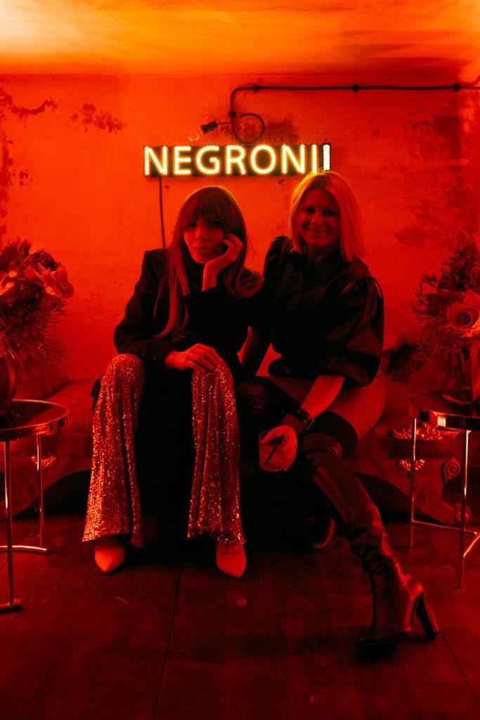 CAMPARI 100 years of Negroni