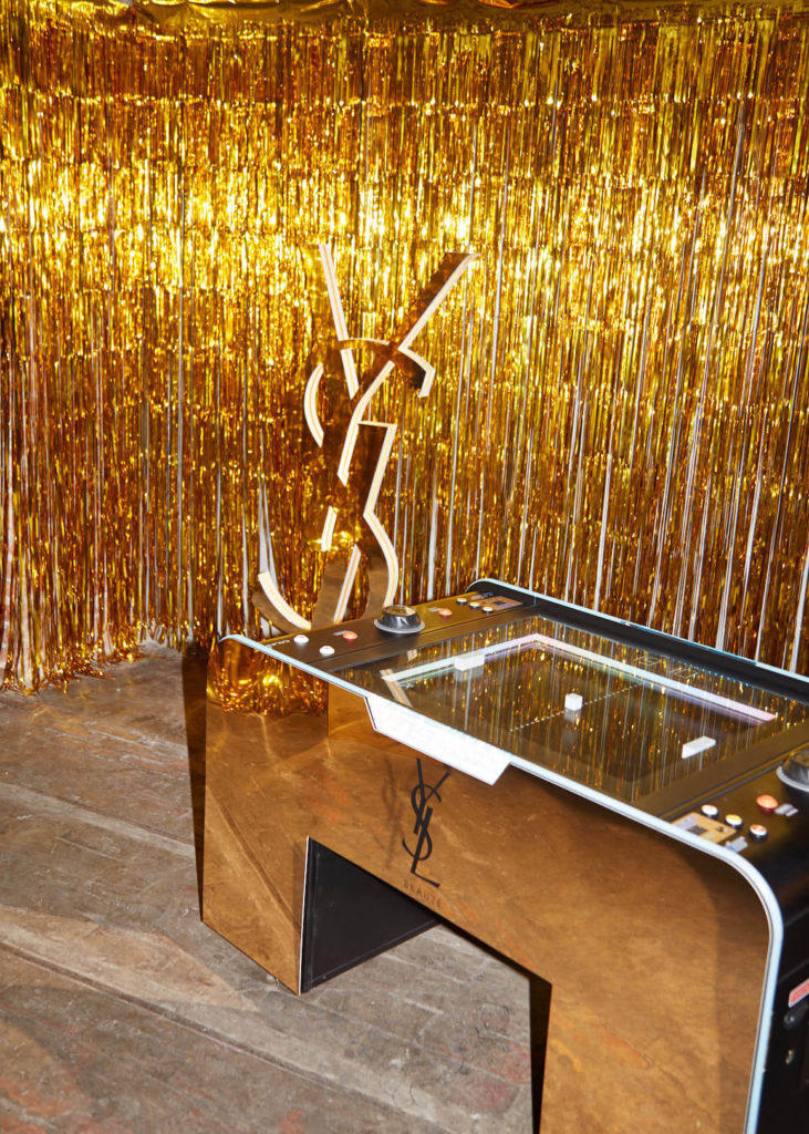 YSL BEAUTY STUDIO