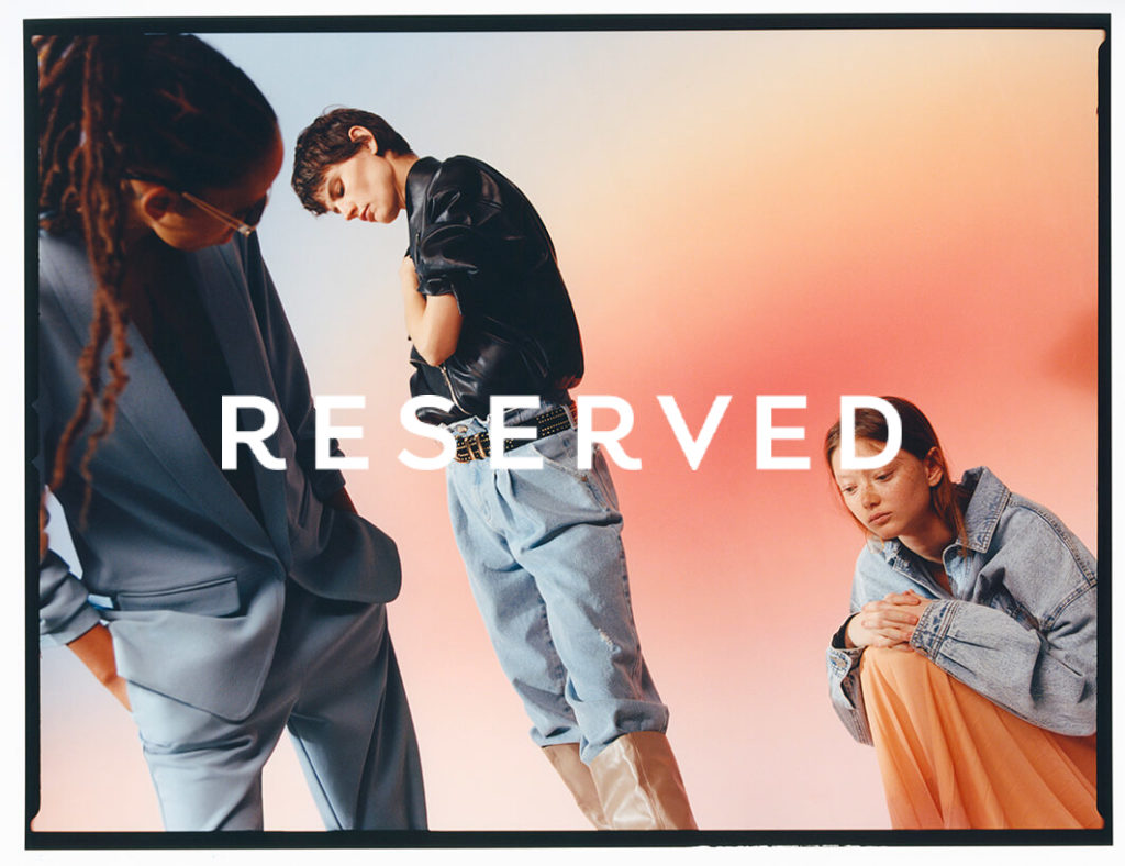 RESERVED SS20 WOMEN